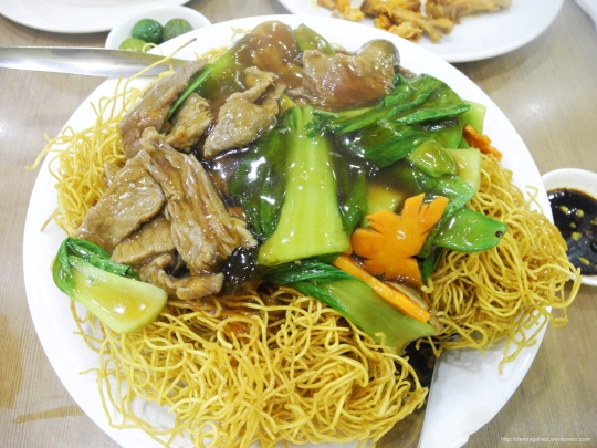 Beef Fried Noodles